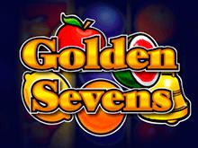 играть Golden Sevens на деньги