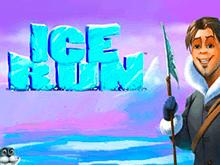 Играть в Ice Run на деньги на зеркале сайта
