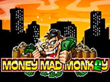 Игровой автомат Money Mad Monkey 3D на деньги – мир Кинг-Конга