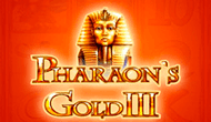 Pharaohs Gold III