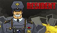 Resident игровой автомат
